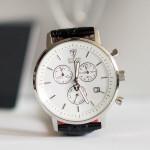 Herrenuhr – DETOMASO MILANO Chronograph White/Black