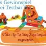 Gewinnspiel – VTech Tut Tut Baby Züge Bergwerk zu gewinnen