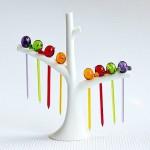 Hübsches Designerprodukt – Party Piekser Set von Koziol