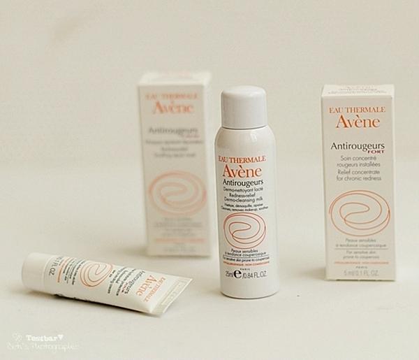 Produktlinie Antirougeurs gegen Rötungen bei Rosacea