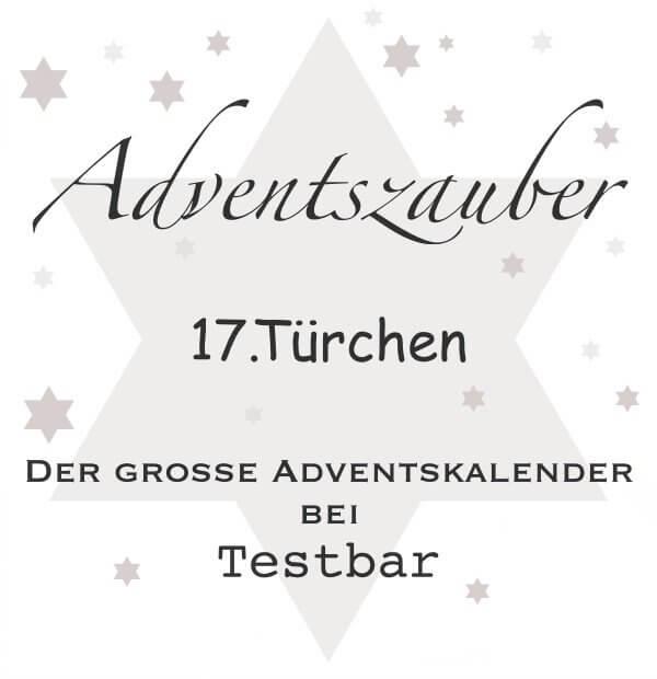 Adventskalender 2017 – 17. Türchen