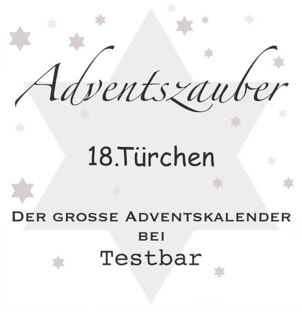 Adventskalender 2017 – 18. Türchen