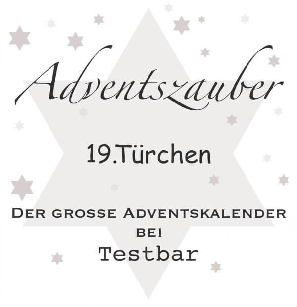Adventszauber 19. Türchen