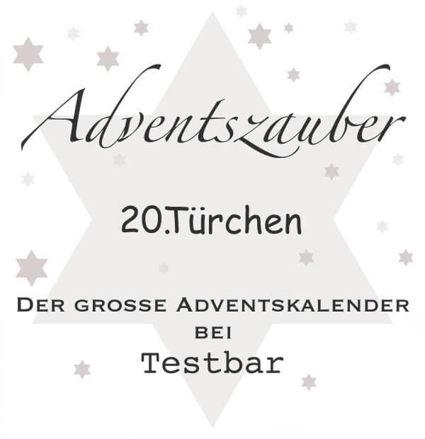 Adventskalender 2017 – 20. Türchen