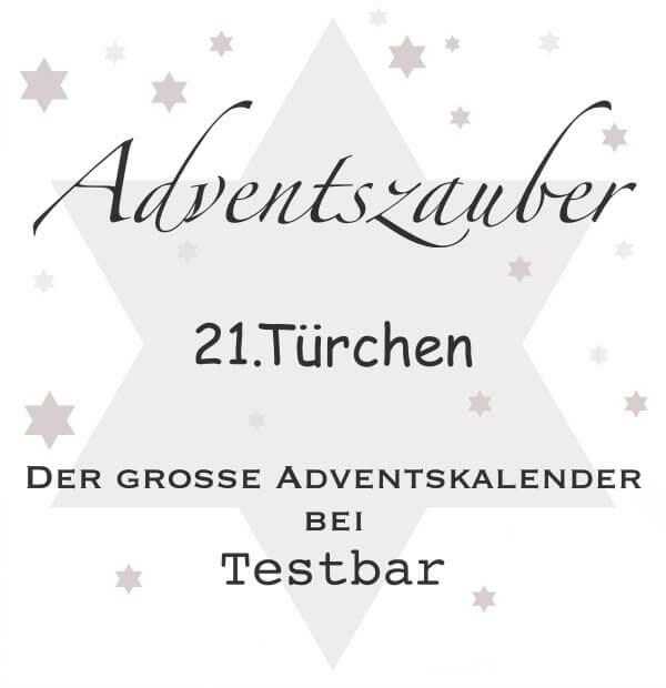 Adventszauber 21. Türchen