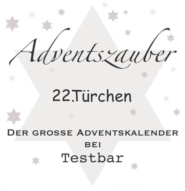 Adventskalender 2017 – 22. Türchen