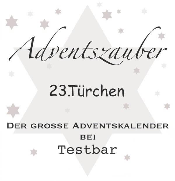 Adventszauber 23. Türchen