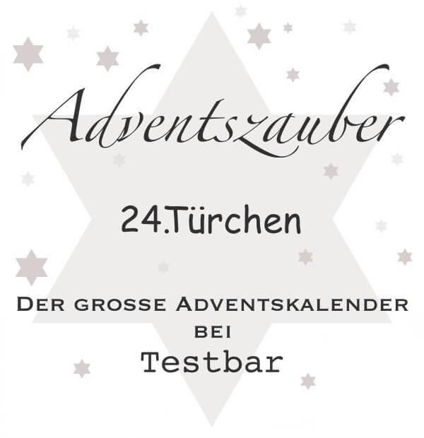Adventszauber 24. Türchen
