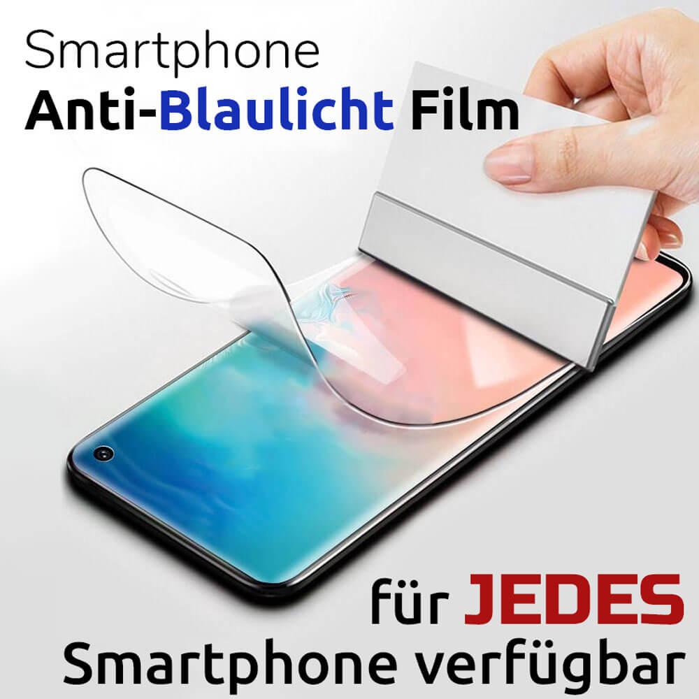 Anti-Blaulicht Hydrogel Film für Smartphone