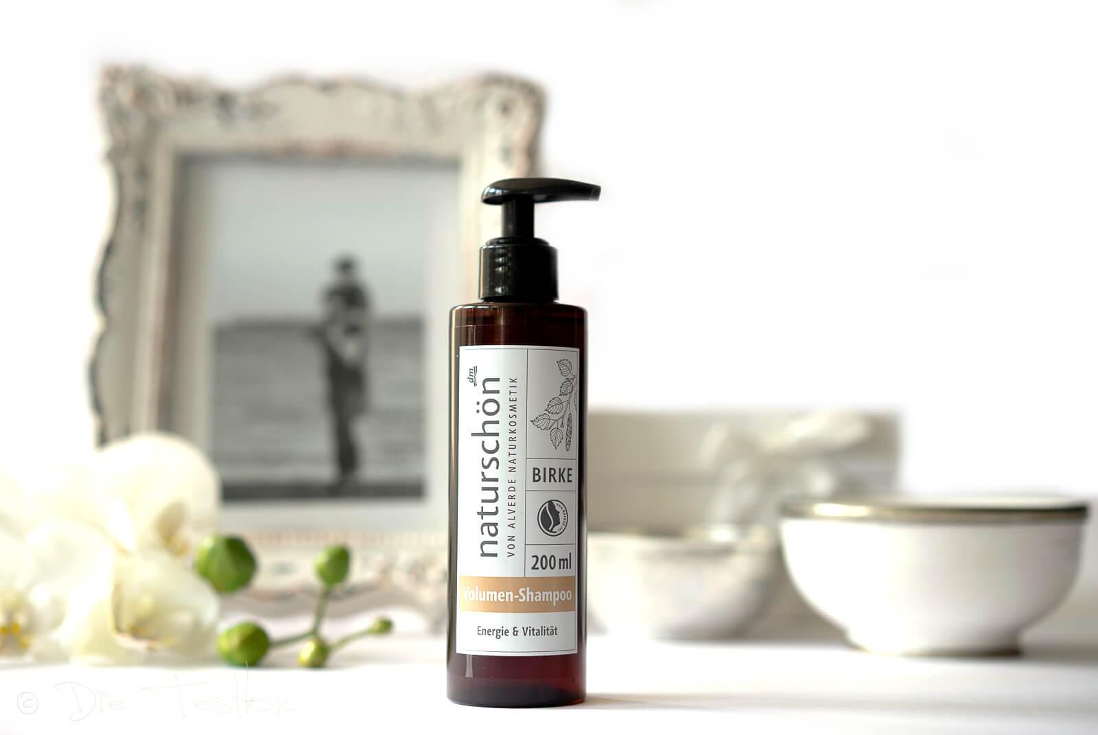 alverde NATURKOSMETIK - naturschön Volumen-Shampoo