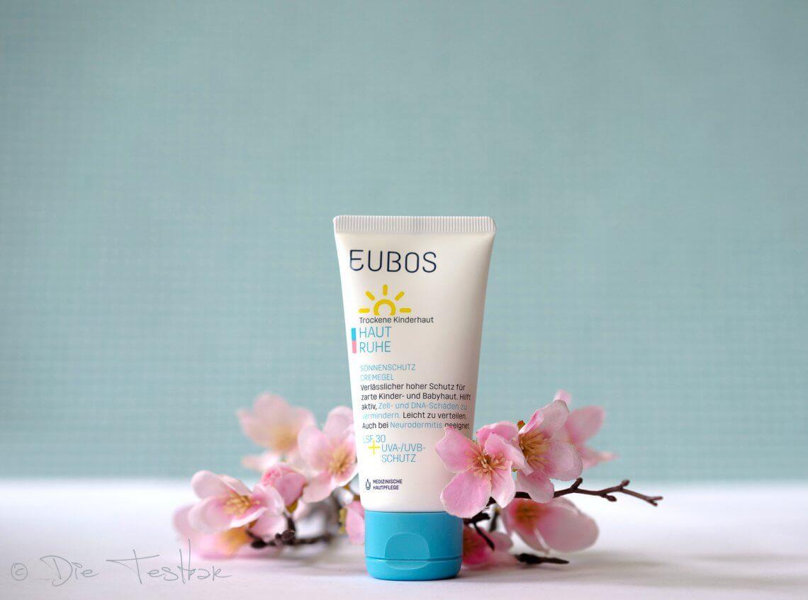 Anti-Aging - Leichter Sonnenschutz im Winter - Haut Ruhe Sonnenschutz CremeGel LSF 30 + UVA von Eubos