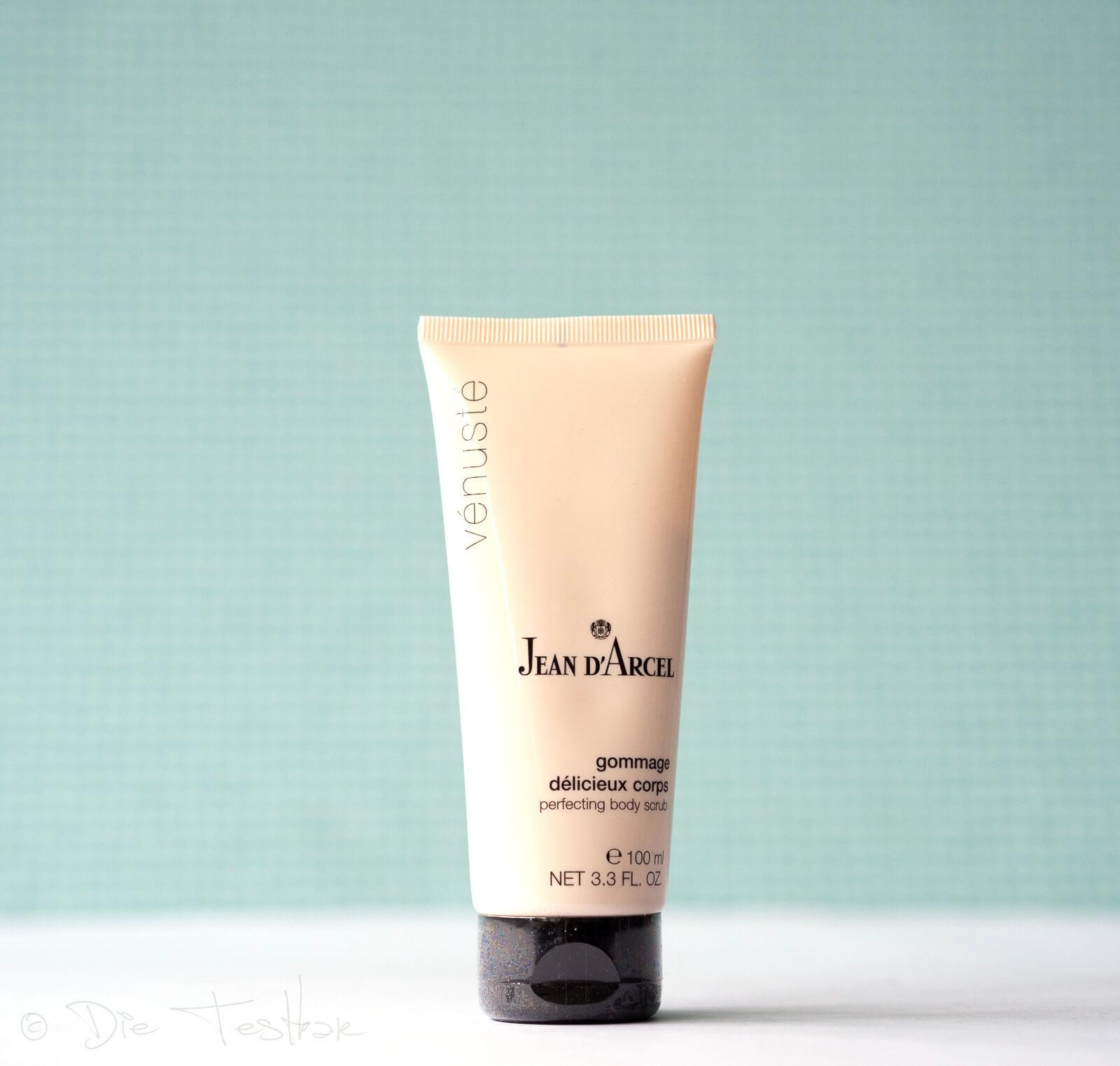 JEAN D'ARCEL - perfecting body scrub