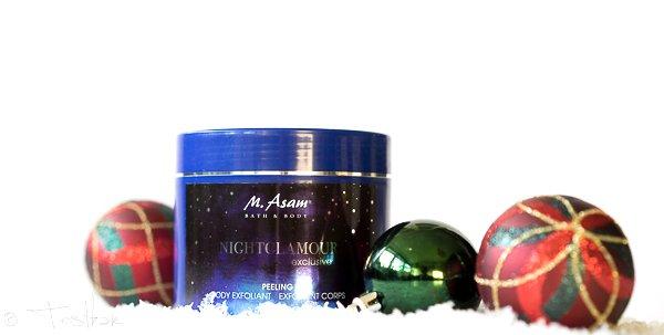 M. Asam -NIGHTGLAMOUR Körperpflege-Set