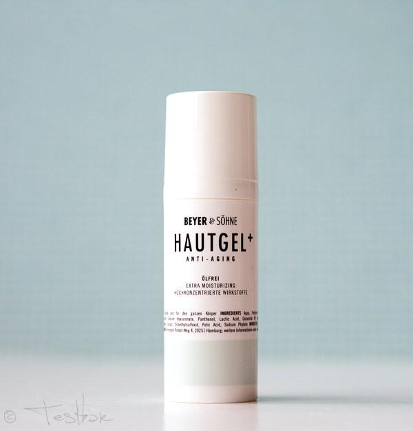 HAUTGEL+ - Ölfrei, ultraleicht - Für eine komplette Anti-Aging-Pflege von Beyer & Söhne