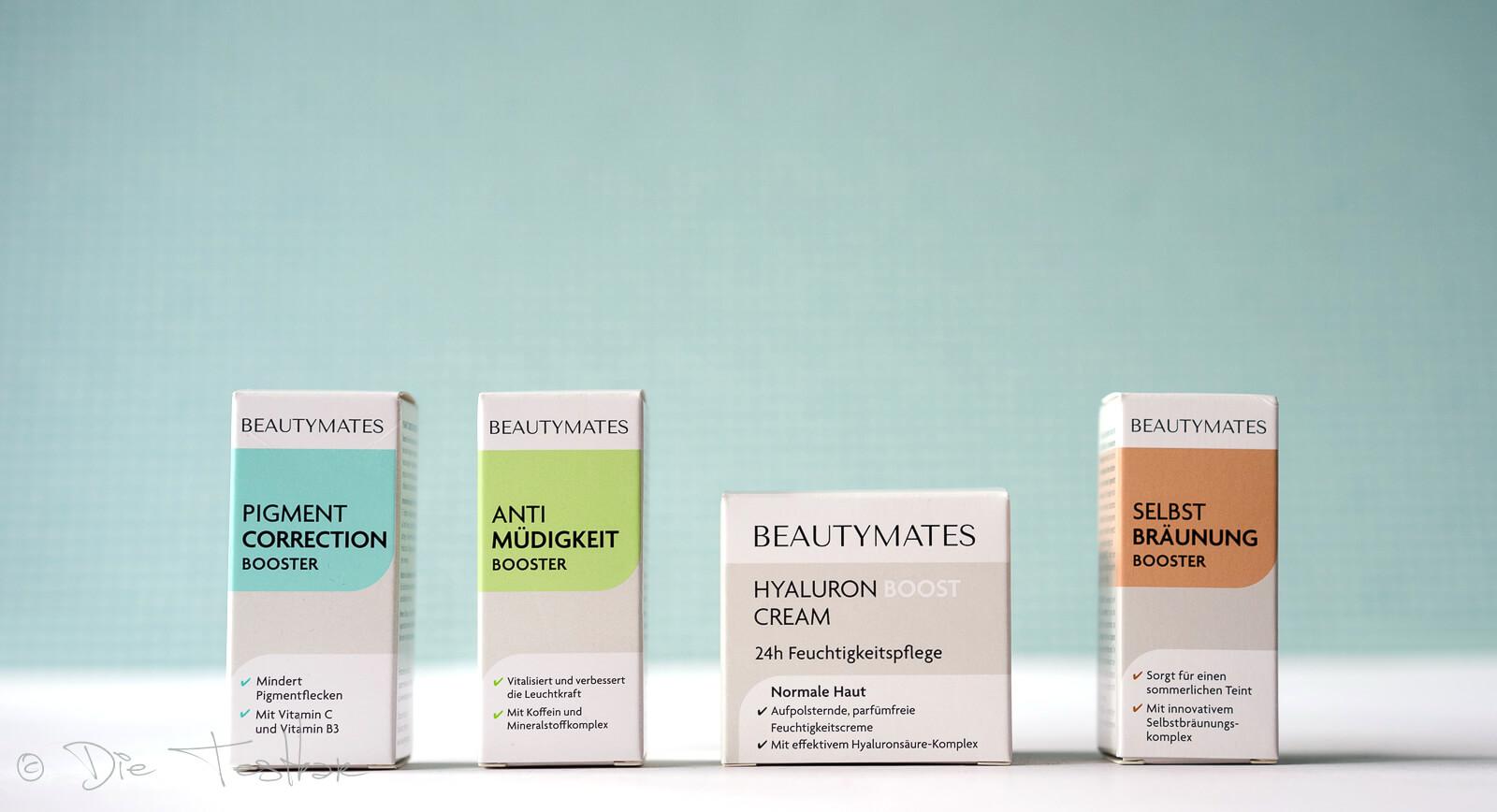 BEAUTYMATES - Beauty Glow Essentials für einen goldenen Teint und natürlicher Glow