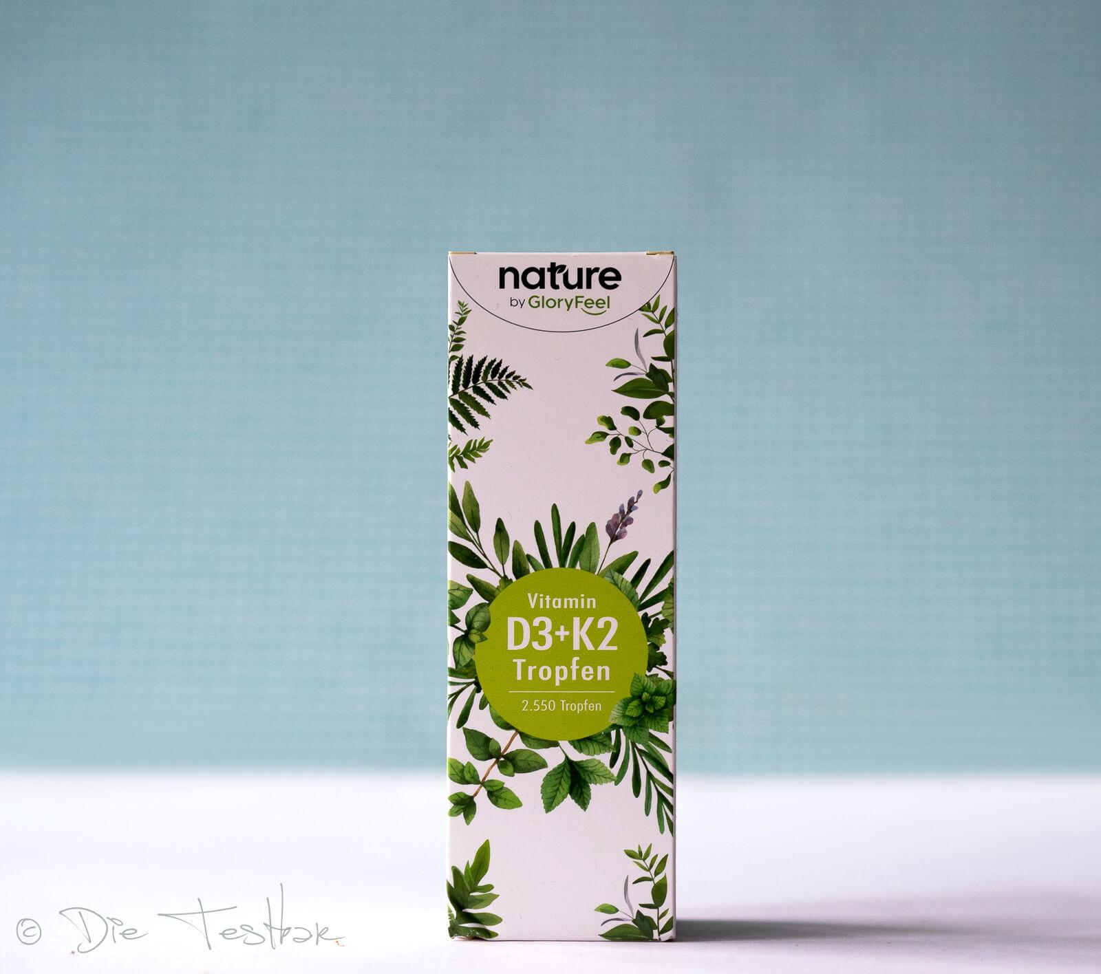 Vitamin D3 K2 nature Tropfen