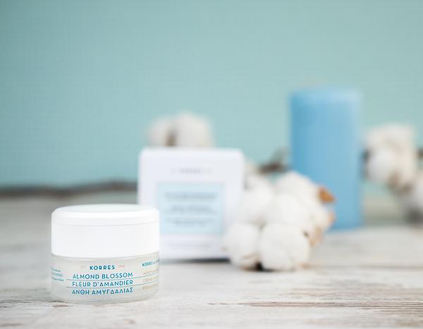 Intensive Feuchtigkeitspflege - Almond Blossom Moisturising Cream von Korres