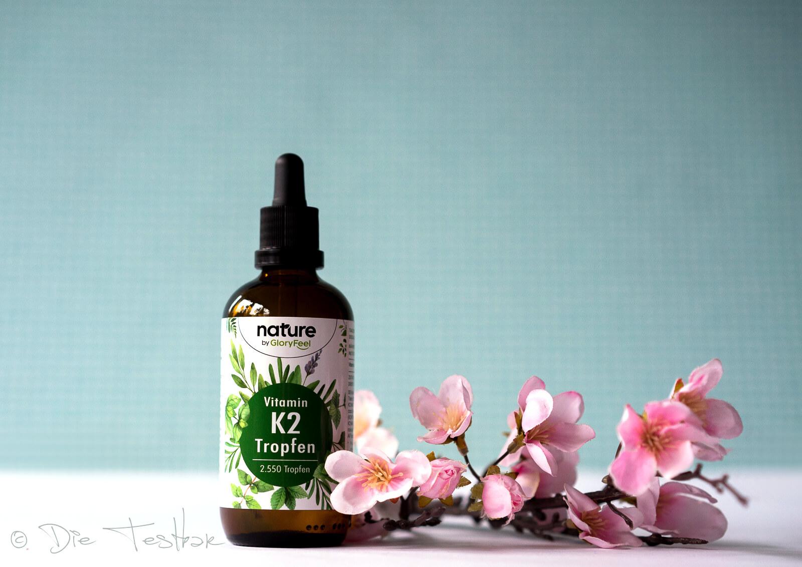Vitamin K2 nature Tropfen