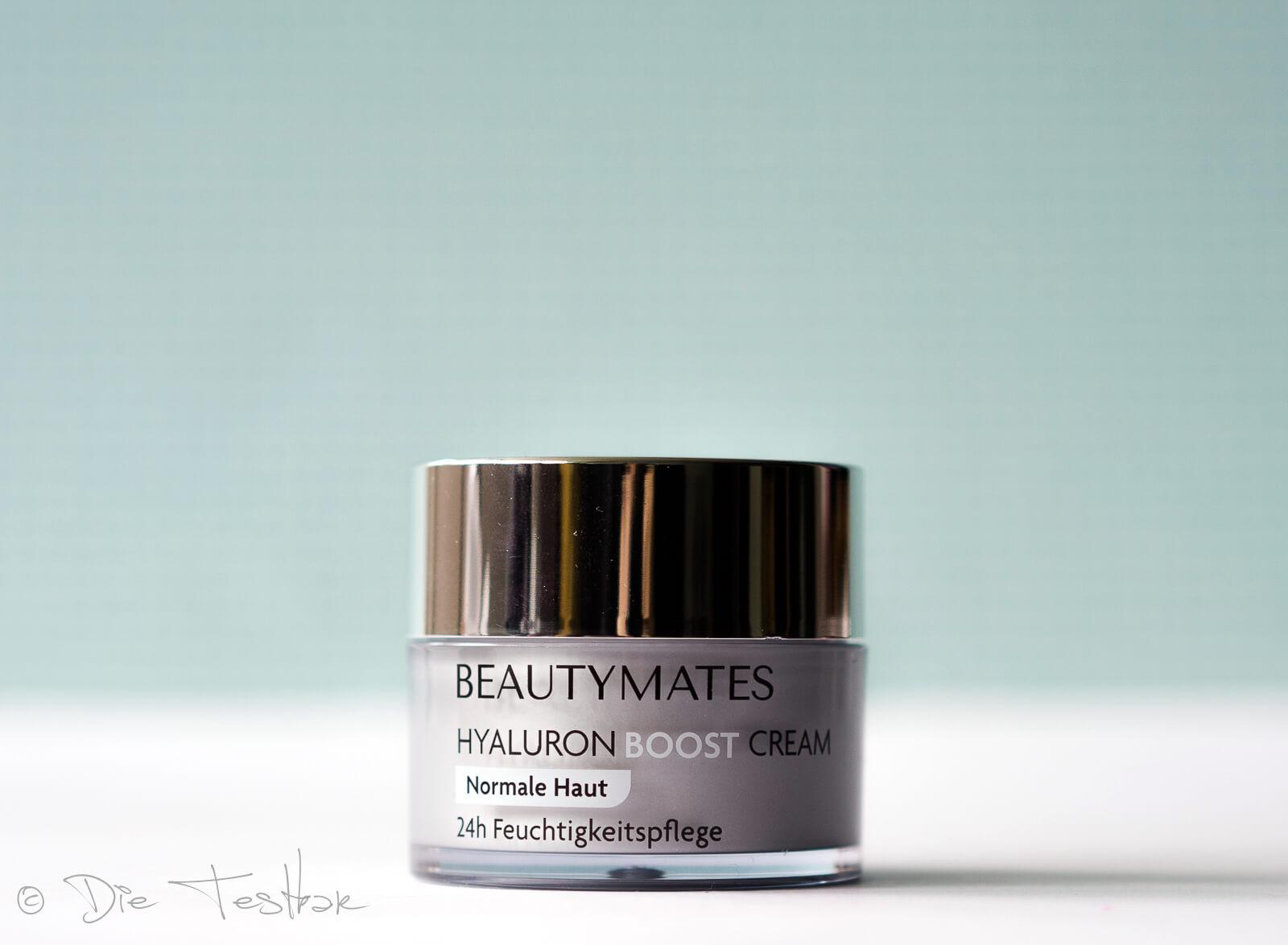 Hyaluron Boost Cream  24h Feuchtigkeitspflege für jeden Hauttyp