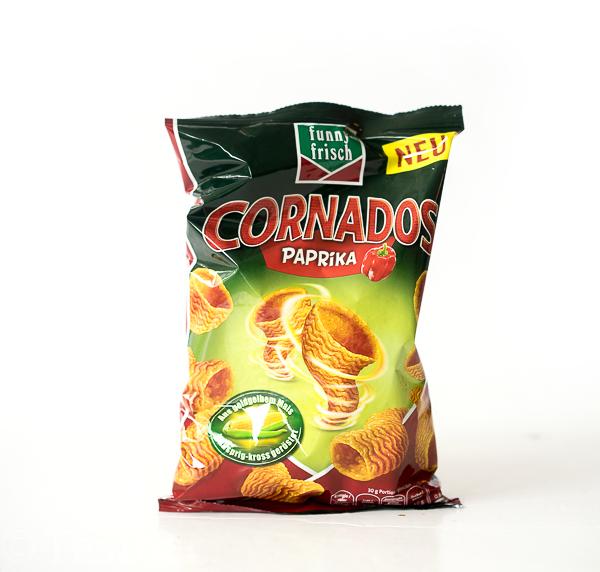FUNNY-FRISCH -Cornados Paprika