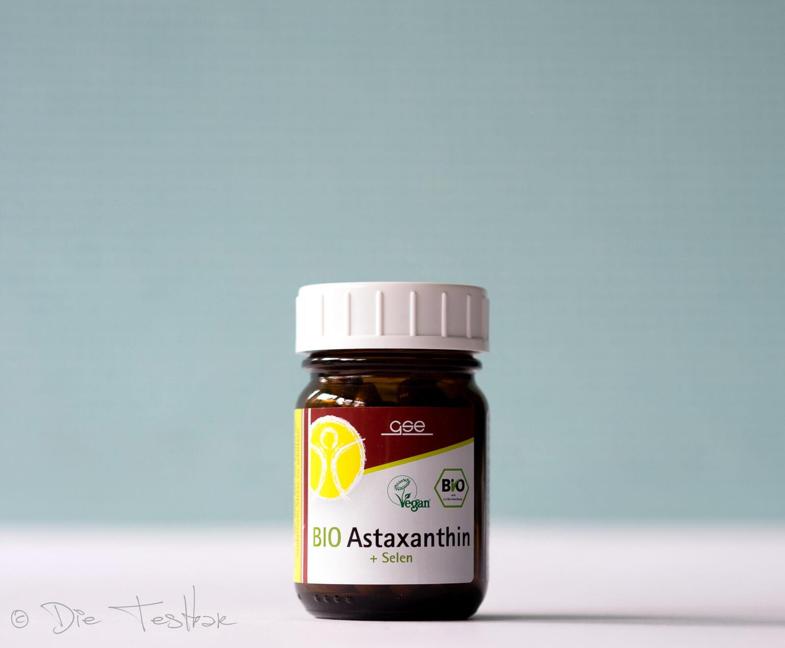 Astaxanthin + Selen (bio)