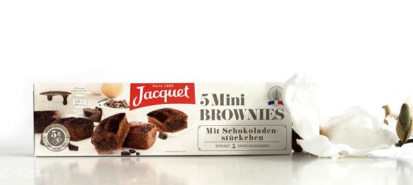 JACQUET - Mini Brownies