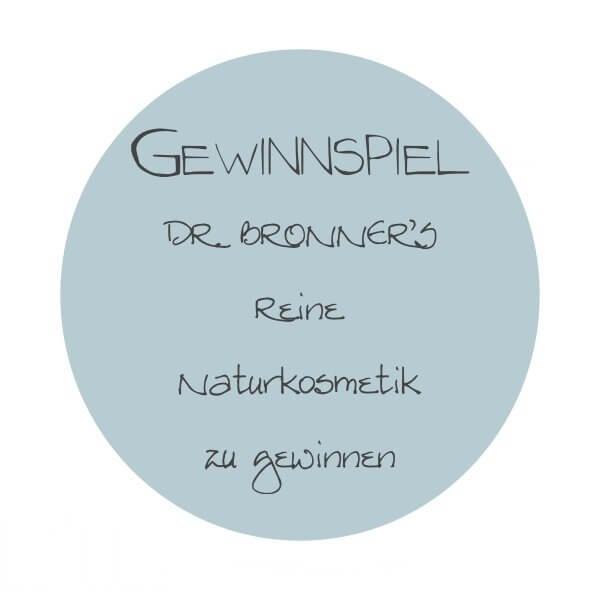 Gewinnspiel - Dr. Bronner's Reine Naturkosmetik zu gewinnen