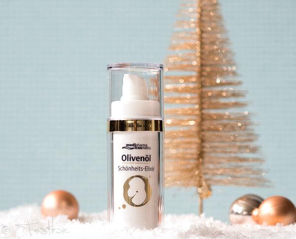 Olivenöl Schönheits-Pflegecreme