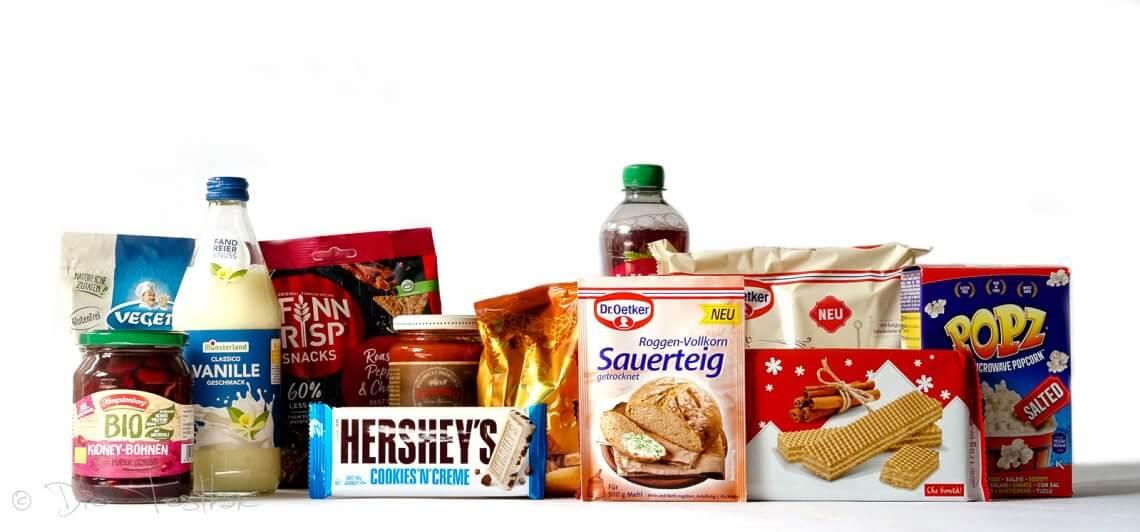 Die Degusta Box im September 2021