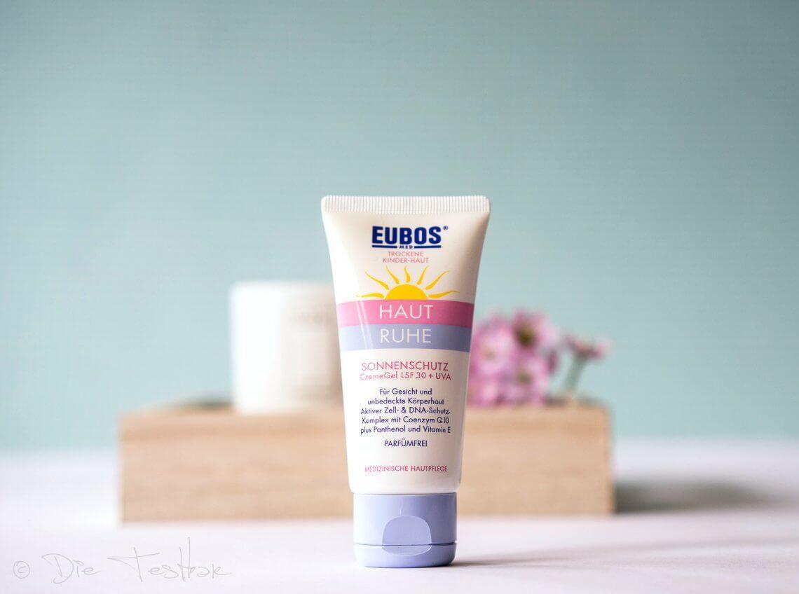 Haut Ruhe Sonnenschutz CremeGel LSF 30 + UVA von Eubos