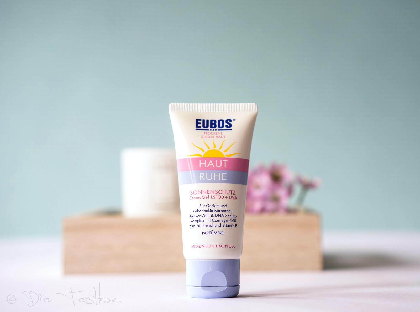 Haut Ruhe CremeGel LSF 30 + UVA von Eubos