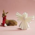 Wunderschöne weihnachtliche Papeterie zu verschenken und behalten