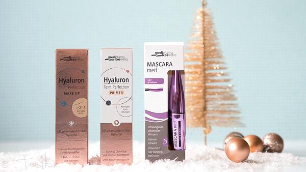 Gewinn 8 - Make-up-Set von medipharma cosmetics