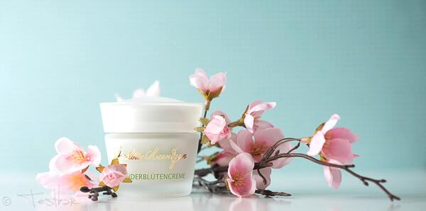 Holunderblütencreme von Charlotte Meentzen