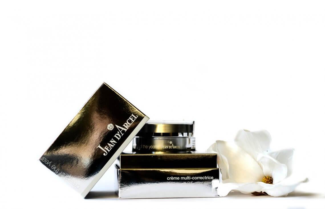 Cream of the year - Crème Multi-Correctrice von JEAN D'ARCEL - Effektive Anti-Aging-Technologie: Anti-Glykation für neue Jugendlichkeit