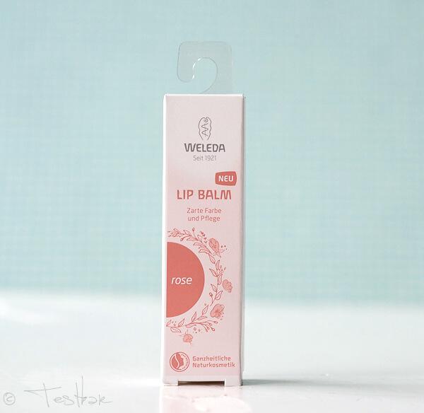 Weleda - Lip Balm rose