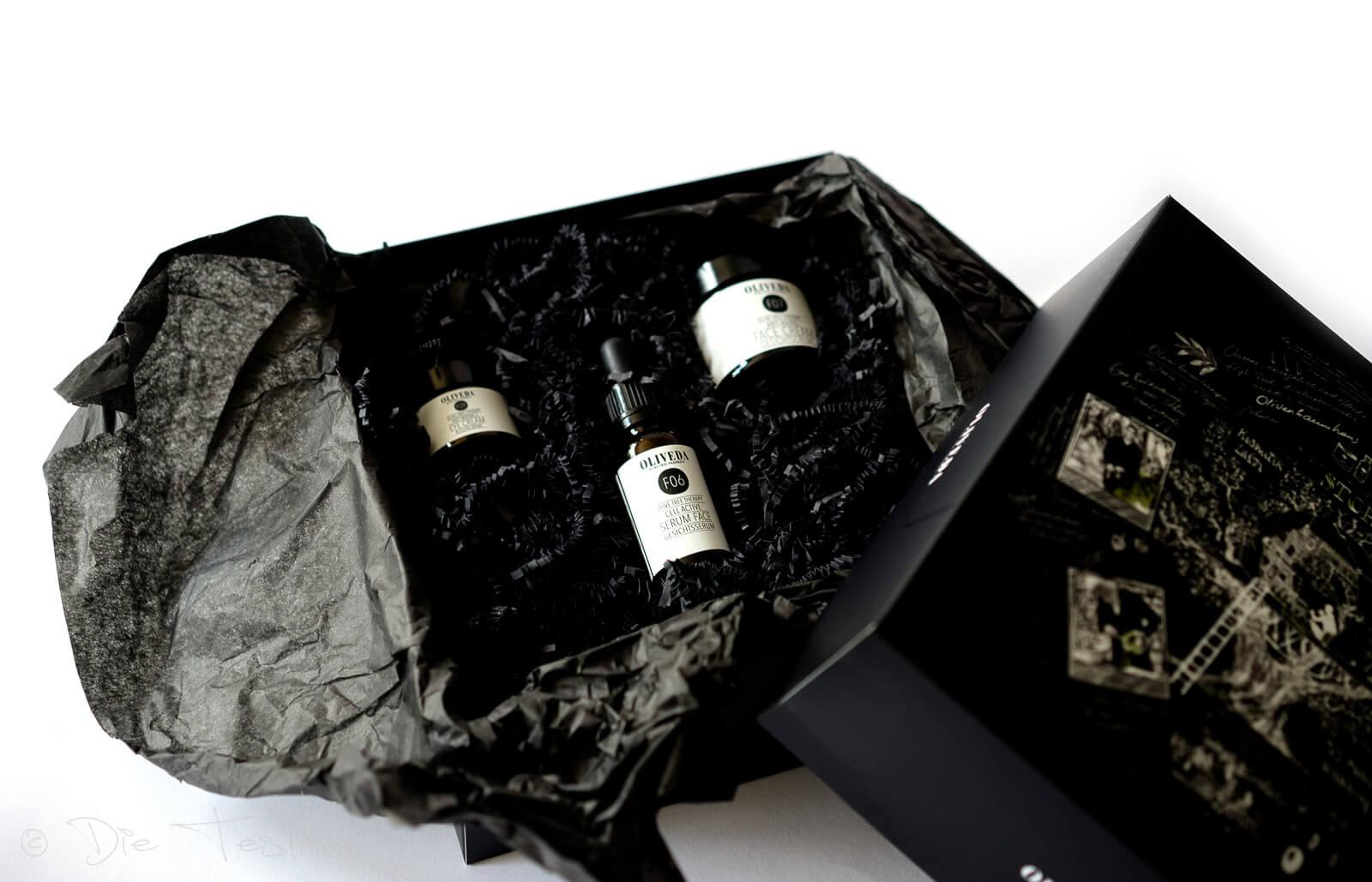 Oliveda - Hochwertige Kosmetik die mit der Kraft der Olivenbäume pflegt