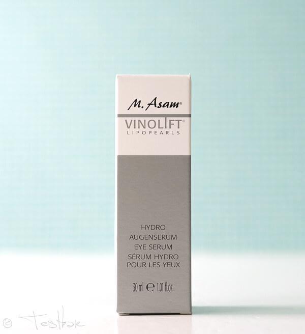 Anti-Aging - Vinolift Hydro Augenserum von M. Asam