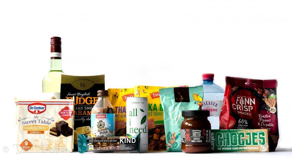 Die Degusta Box im Juni 2020