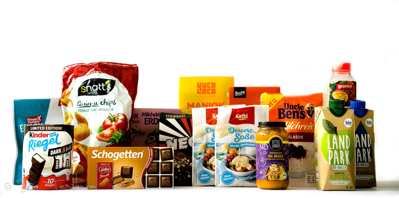 Die Degusta Box im Februar 2021