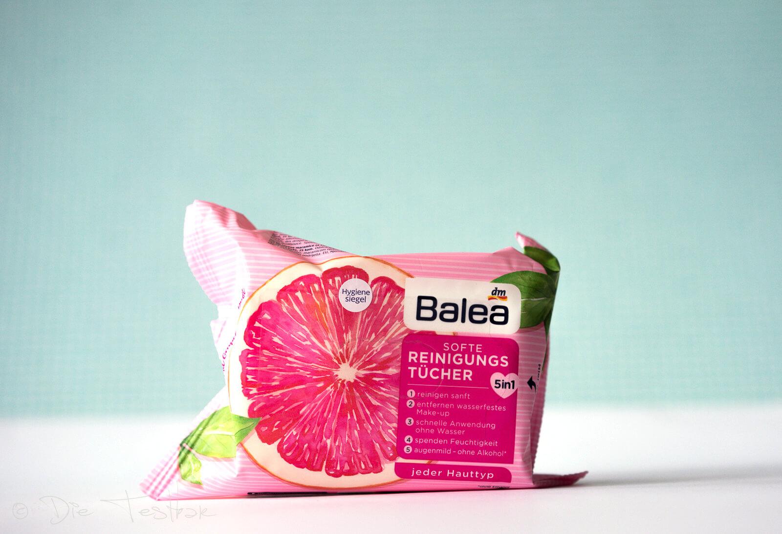 BALEA - Softe Reiningungstücher