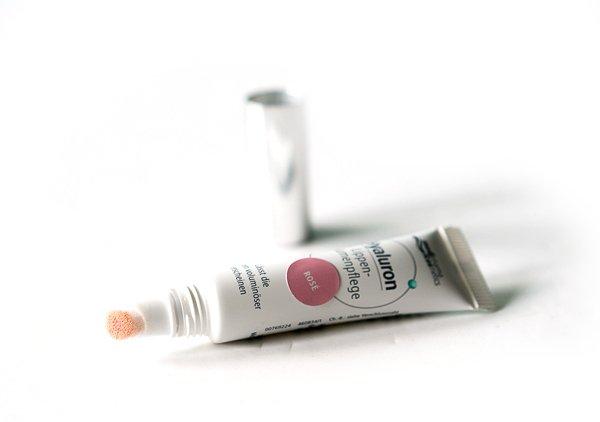 Hyaluron Lippen-Volumenpflege vonvonmedipharma cosmetics