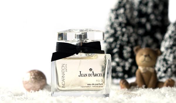 Gewinn 5 -PARFUMS INCARNATION -eau de parfum Spray No.9 vonJEAN D'ARCEL