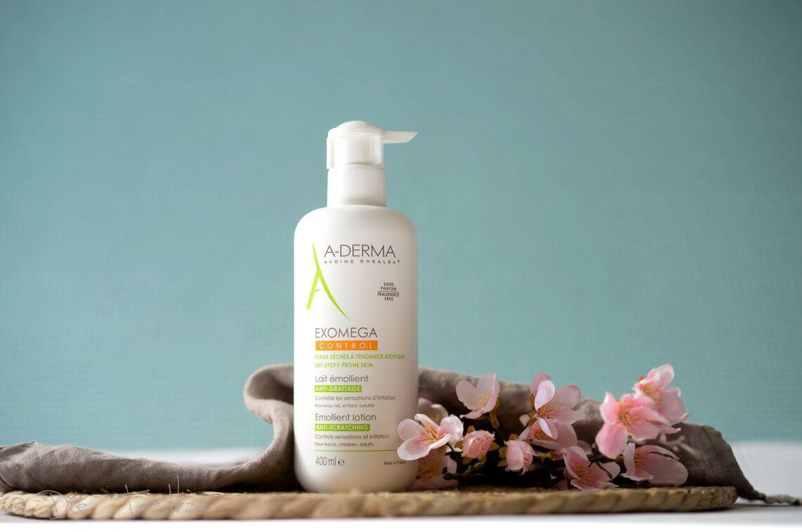 A-Derma Exomega Control Intensiv Körpermilch steril