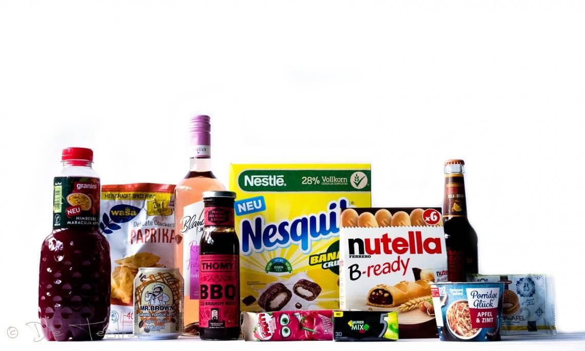 Die Degusta Box im Juli 2020