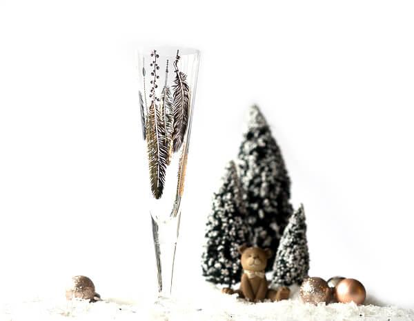 Gewinn 5 -Champus Champagnerglas von Kathrin Stockebrand von Ritzenhoff