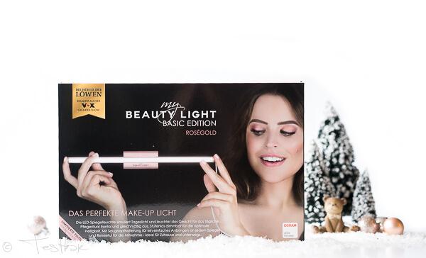 Gewinn 4 - My Beautylight -NEW LOOK – BASIC EDITION –TAGESLICHT FÜR MAKELLOSES TAGES-MAKE-UP