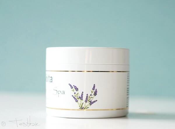African Spa Body Cream Shéa & Lavendel von Lavolta