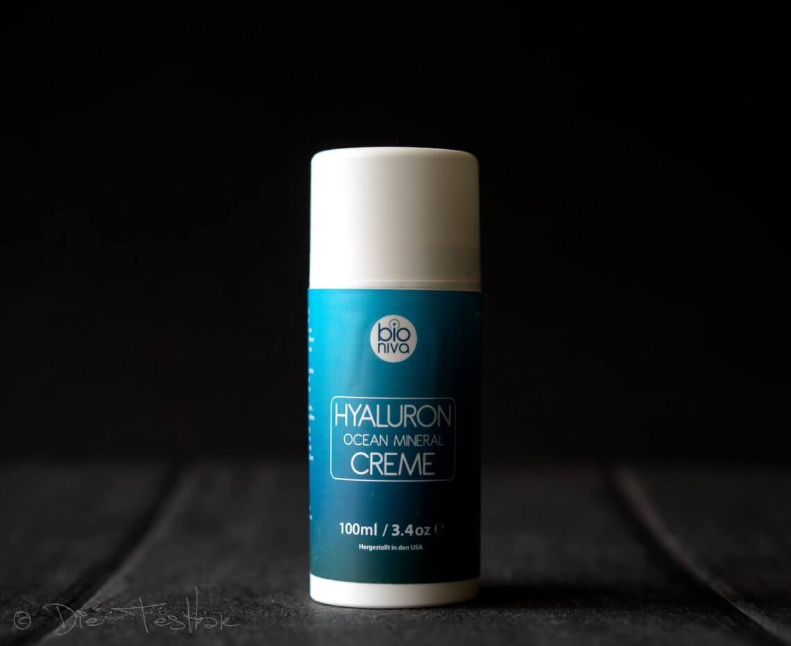 Hyaluron Ocean Mineral Creme von Bioniva