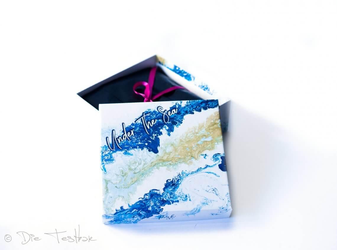 DIE PINK BOX im Juli 2020 – Pink Box Under the Sea 2020